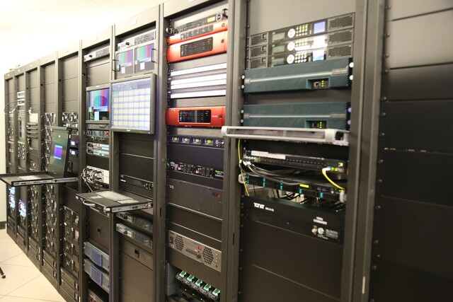 Fiserv Forum's state-of-the-art technology [PHOTOS]
