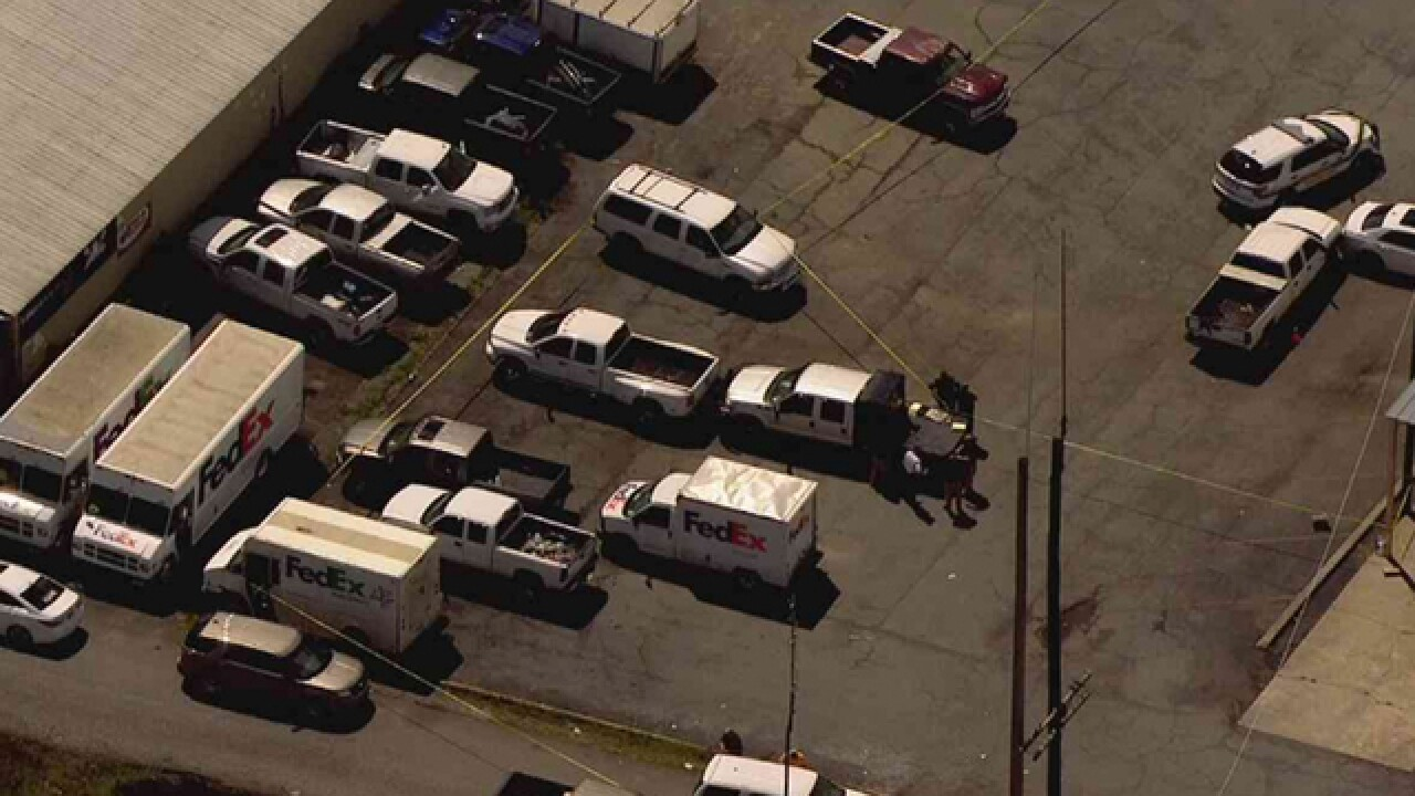 Suspect Shot After Allegedly Hitting Officer With Vehicle In Greenbrier Drug Bust