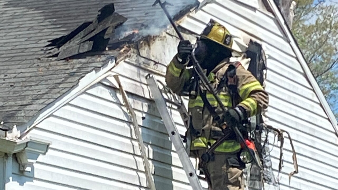 PT 10 Croatan Trail house fire (April 13)