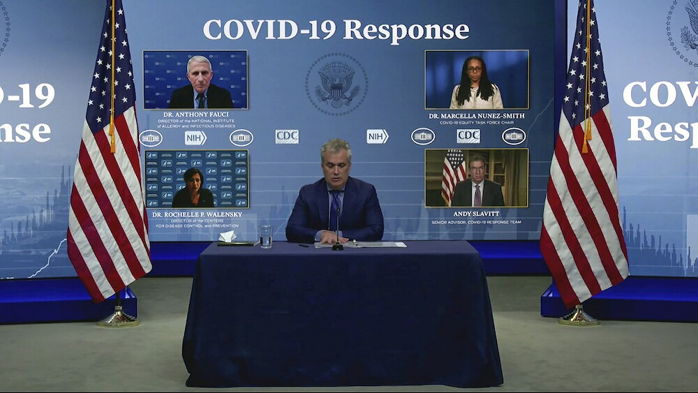 COVID-19 response team