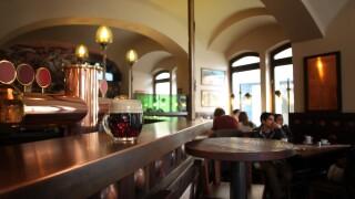 Bar, bar seating, generic bar, restaurant