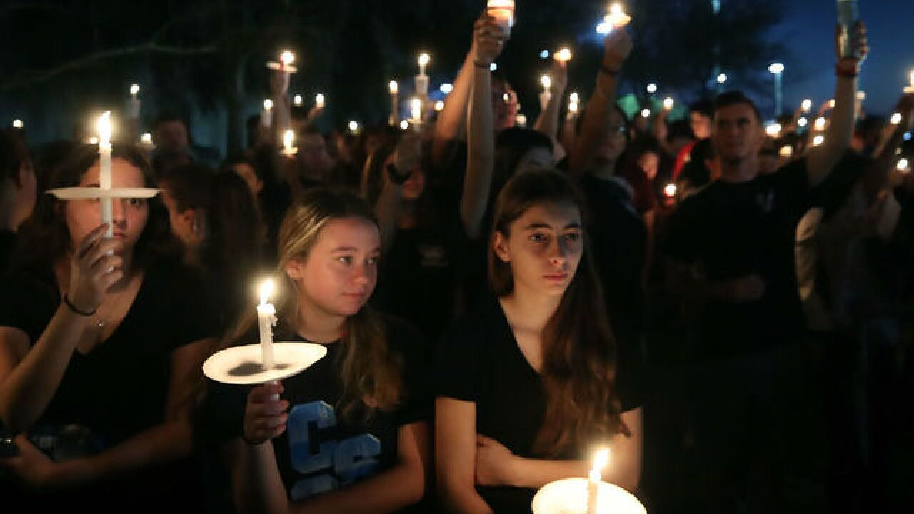Victims remain hospitalized after Broward County school shooting