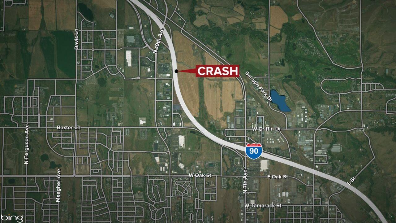 Fatal crash in Bozeman July 27
