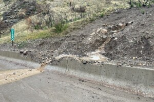Glenwood Canyon Mudslide Sept 29 2021