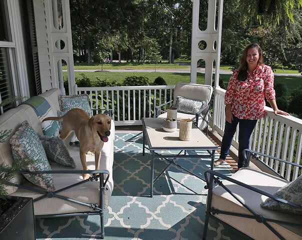 Home Tour: Terrace Park couple knew immediately they'd found the right place in 'Gravelotte'