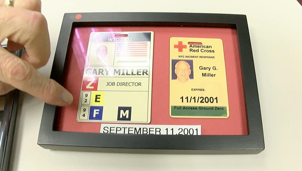 Local 9/11 Gary Miller passes