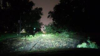 Omaha Storm Damage