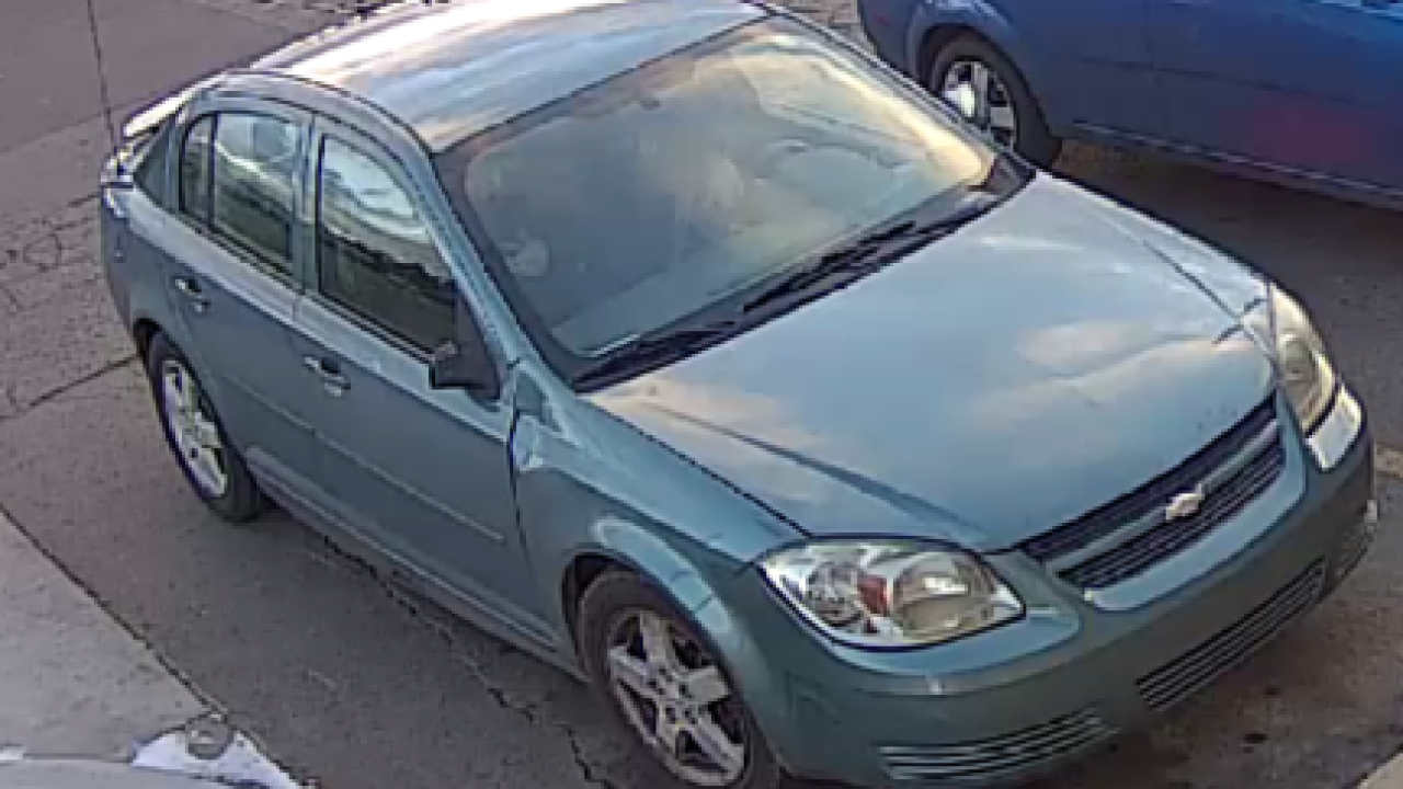 Three Rivers Horizon Bank Robbery Getaway Car.png
