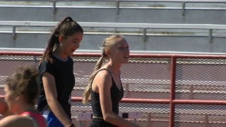 Helena High Track sees major contributions from three girls