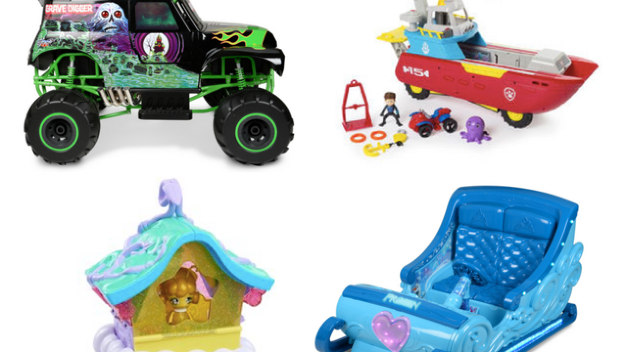 Hottest toys: Stores list what kids will likely want for Christmas 2017
