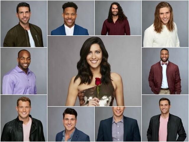The Bachelorette Meet The 28 Guys Vying For Becca Kufrin S Heart