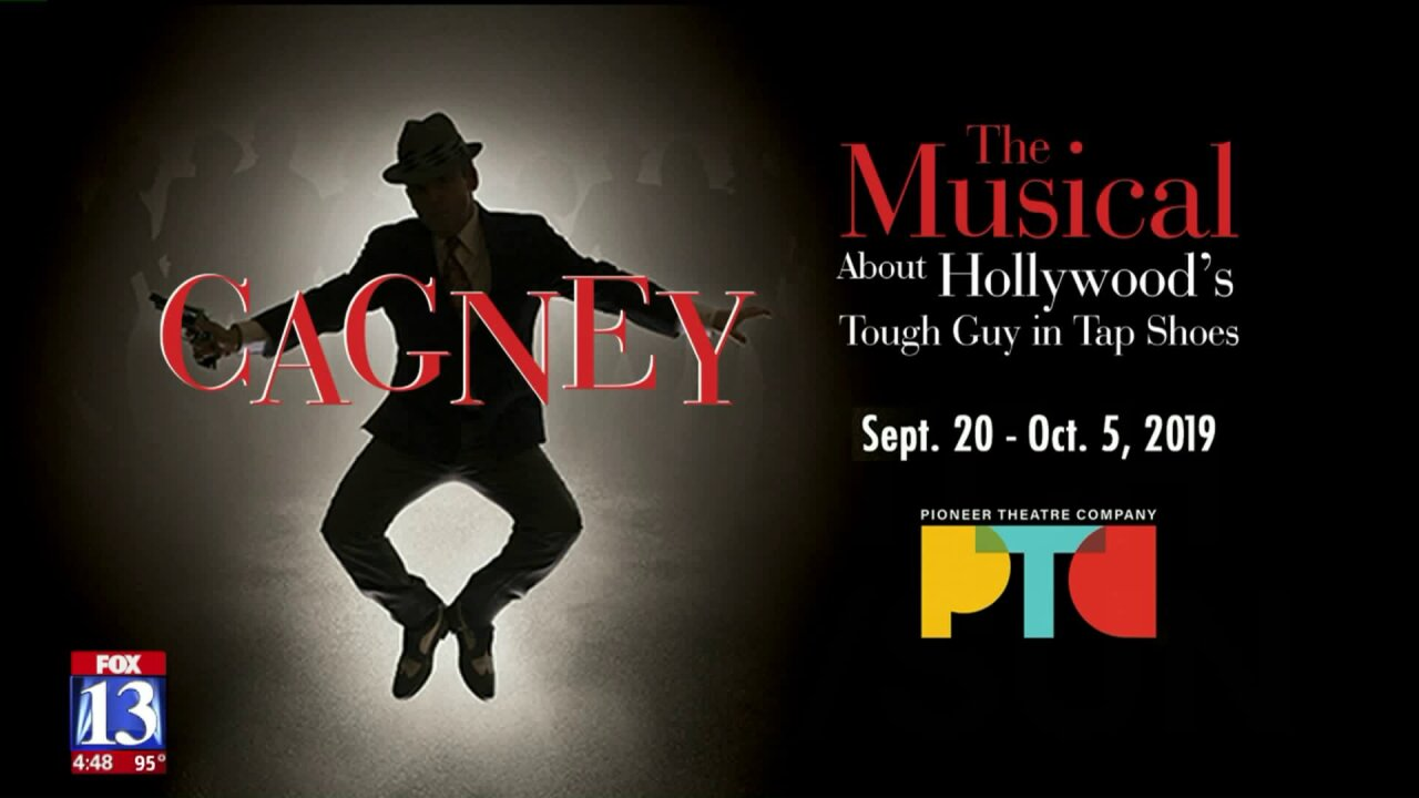 Pioneer Theatre Company kicks off season with 'Cagney'