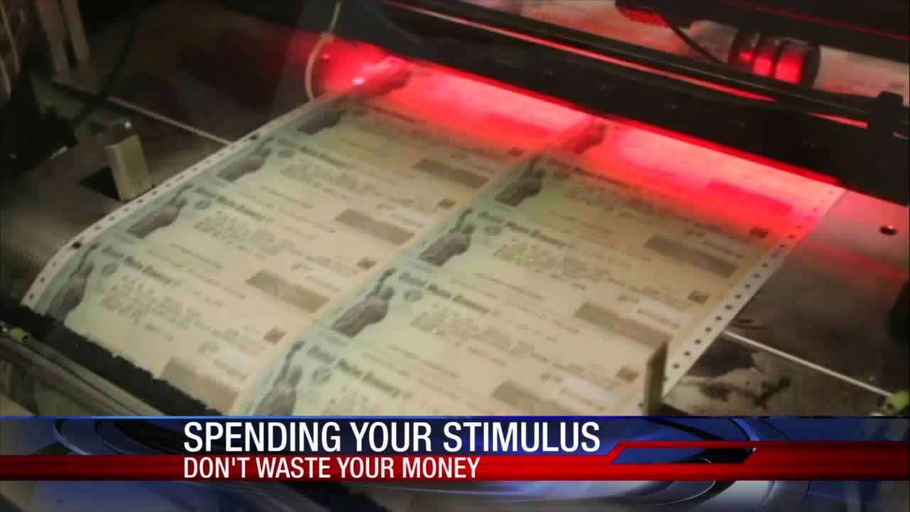 DWYM:Tips for spending your stimulus checks