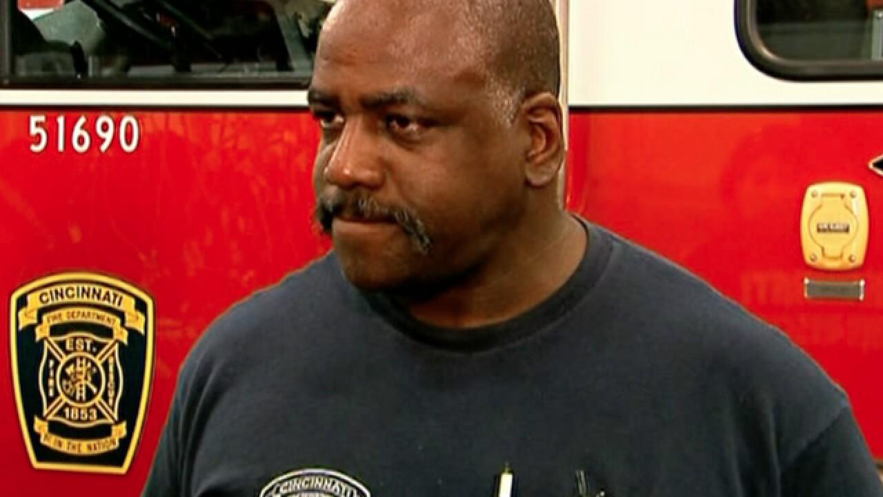 Last alarm: The final shift of Daryl Gordon
