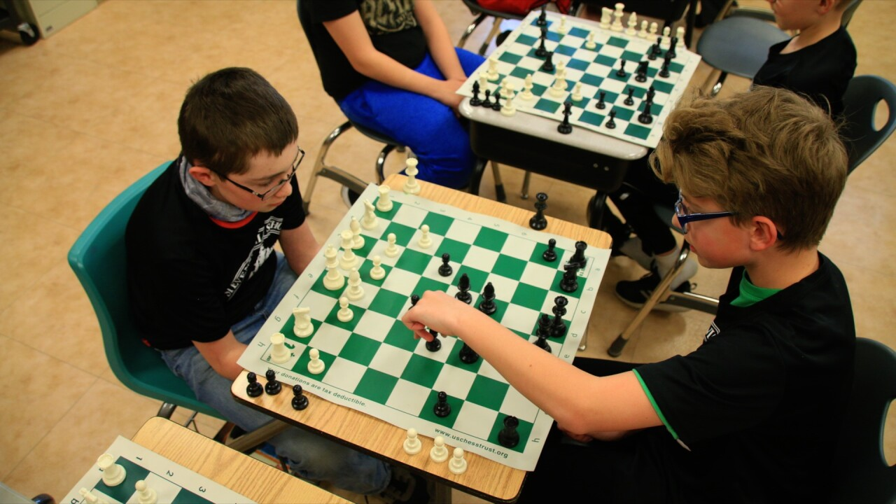 Stevensville Chess Tournament