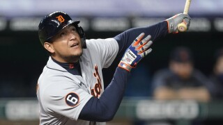 Miguel Cabrera finally talks, says he plans to finish contract with Tigers