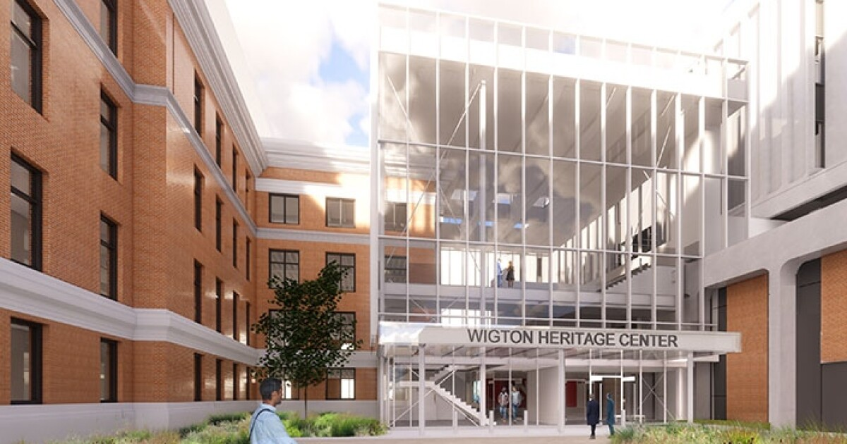 UNMC breaks ground on new $8 million welcome center