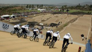 Olympic Trials - BMX