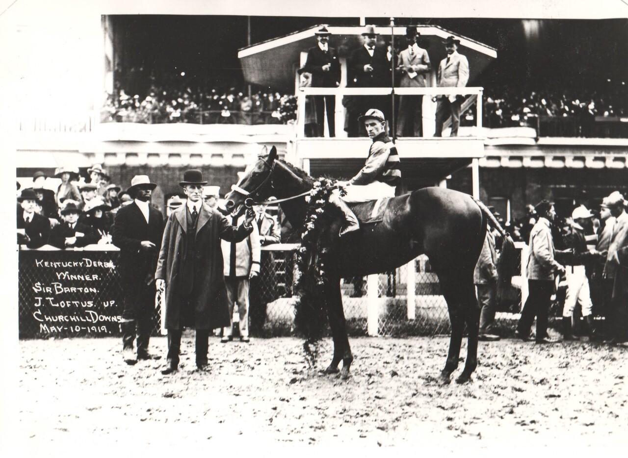 1919 CDRT Sir Barton Derby.JPG