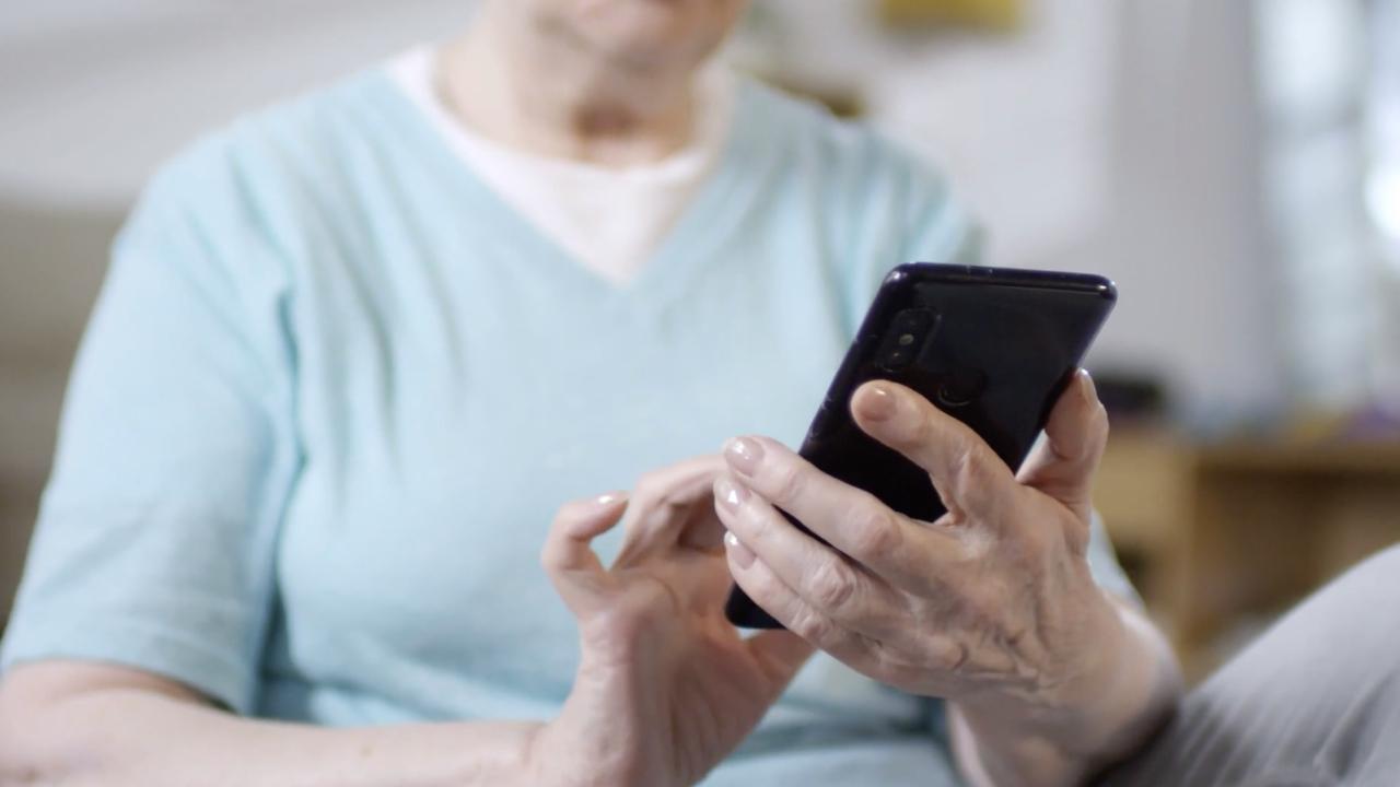 elder digital divide