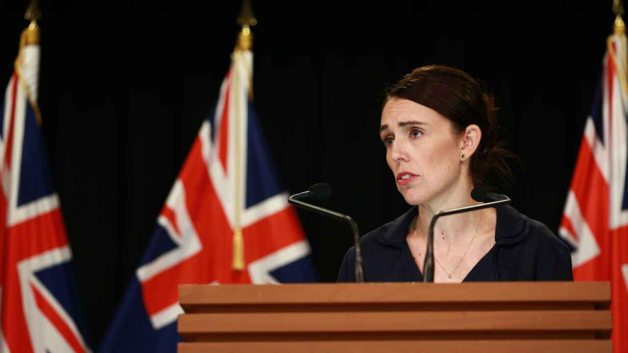 New Zealand leader declares assault rifle ban following mosque massacre