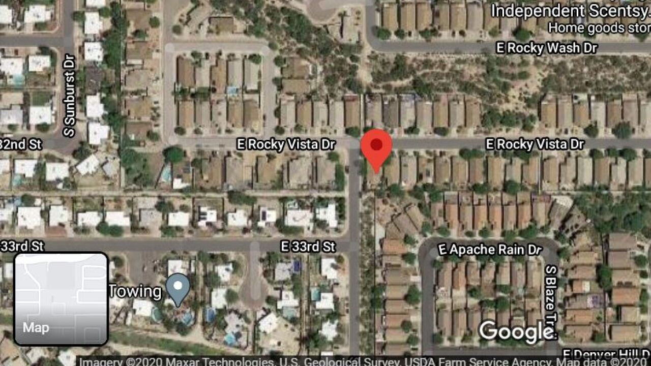 Tucson police say a man was shot to death on the eastside.