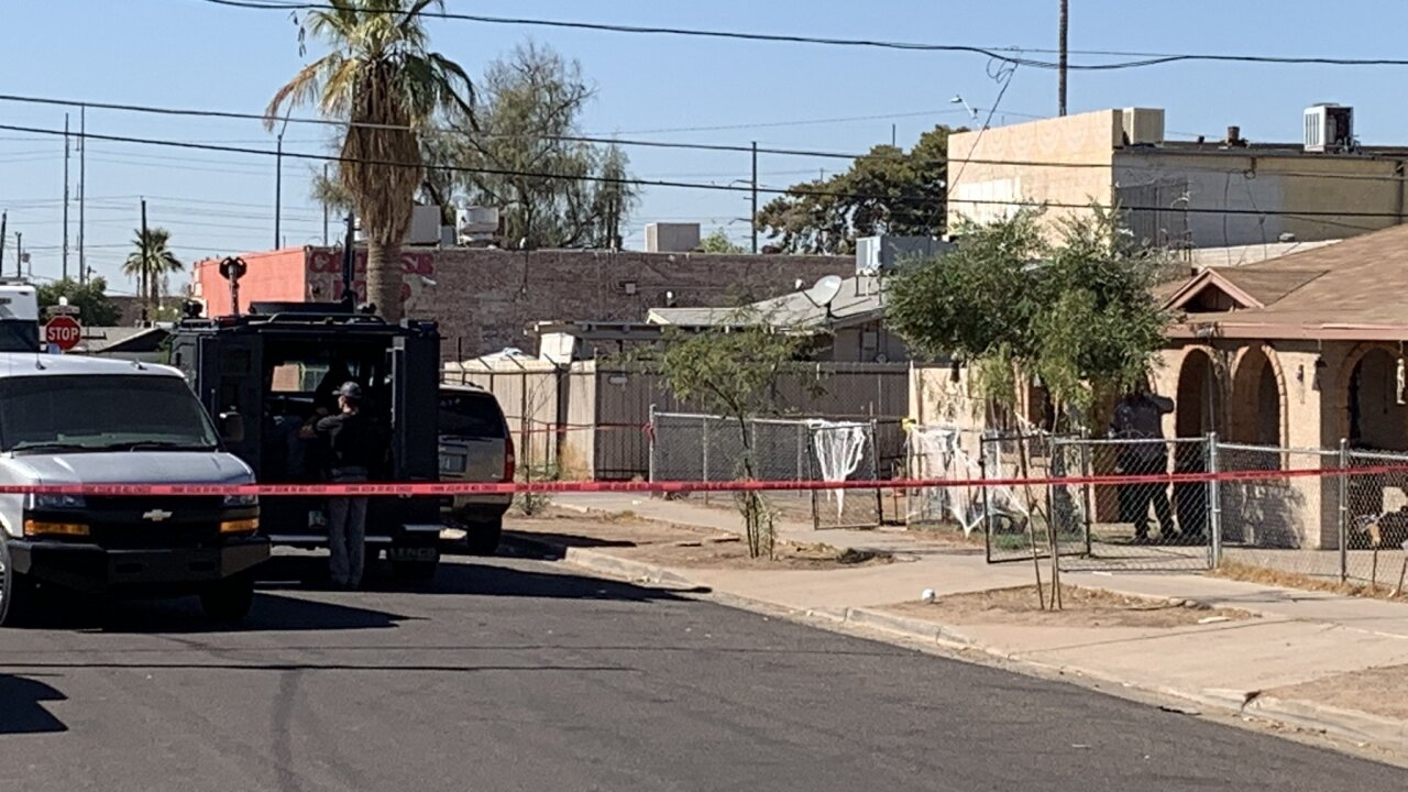 Phoenix Shooting South of Downtown