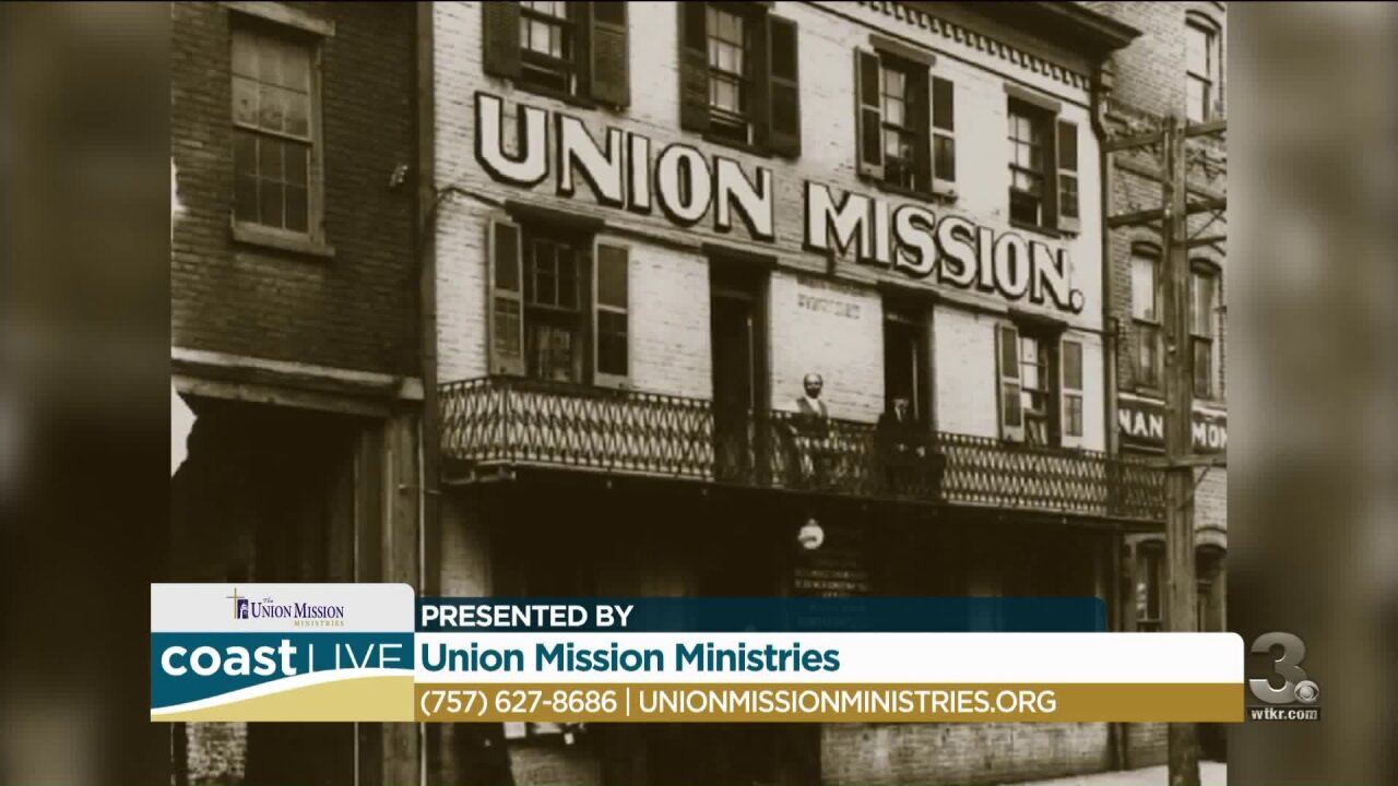 Union Mission Ministries is celebrating its 125th anniversary on CoastLive