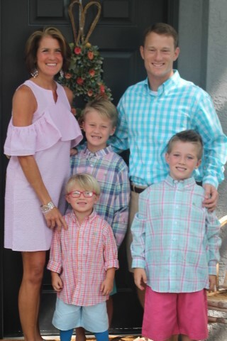 Abbie Malone is a Tampa mom of three young boys