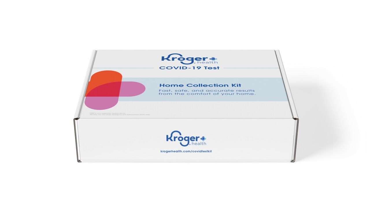 Kroger Health COVID-19 Test Home Collection Kit_Front.jpg