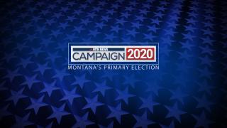 Montana Primary Campaign 2020