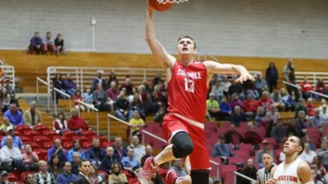 Cornell's Stone Gettings to transfer to Arizona Basketball