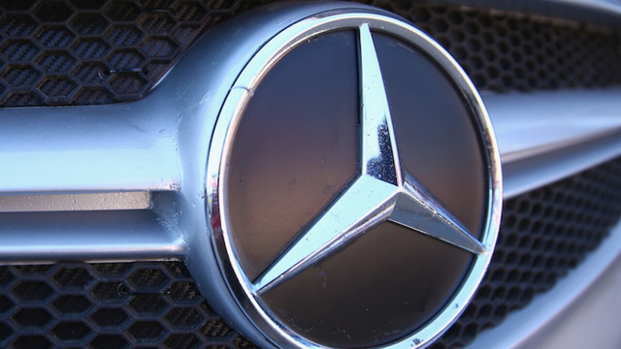 US government: Mercedes owners got recall notices too late
