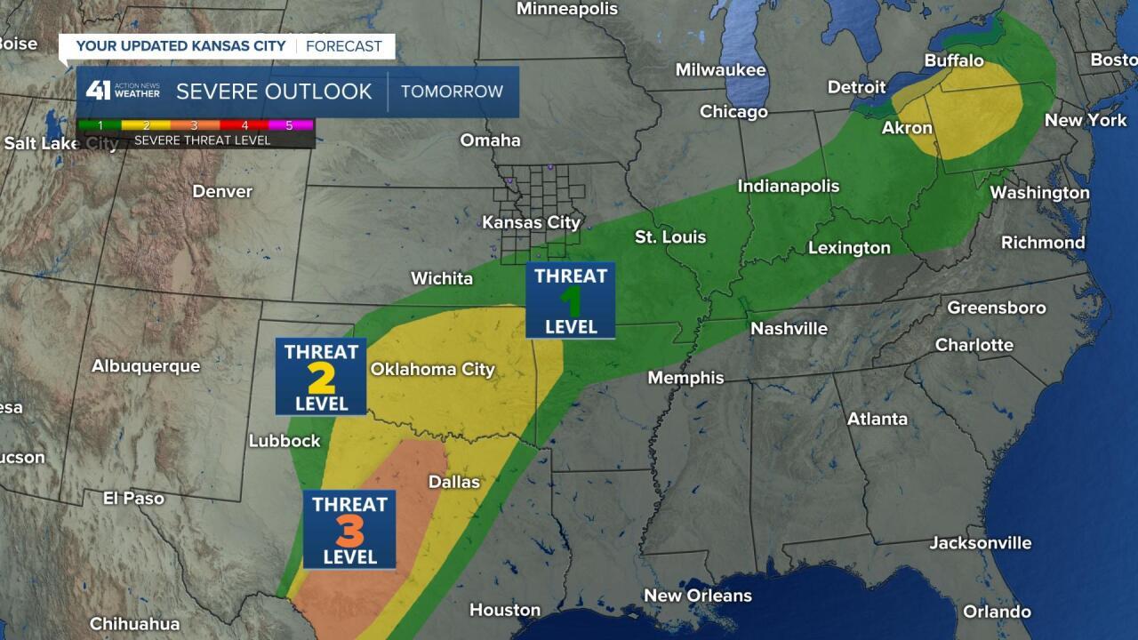 Severe Weather Risk
