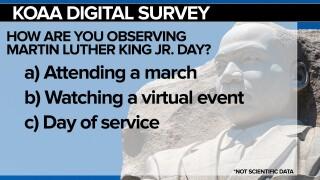 Survey MLK FSG