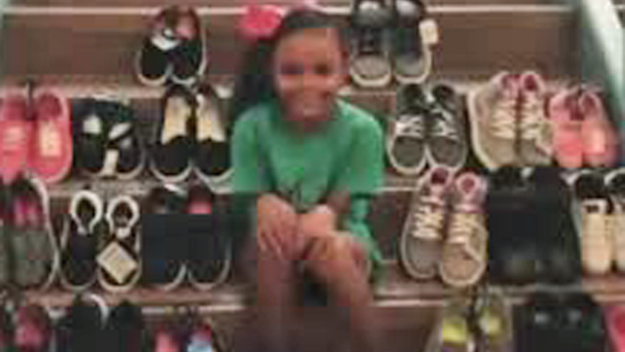 Young Florida student helps other children in need of shoes