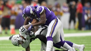 Oakland Raiders v Minnesota Vikings