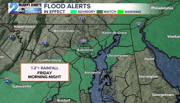 Flood Watch Friday