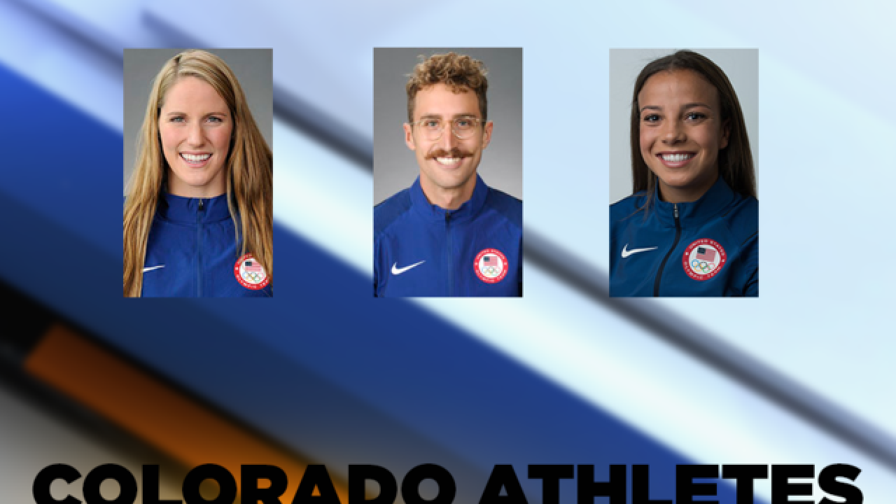 Dozens make list of Coloradans competing at Rio Olympics