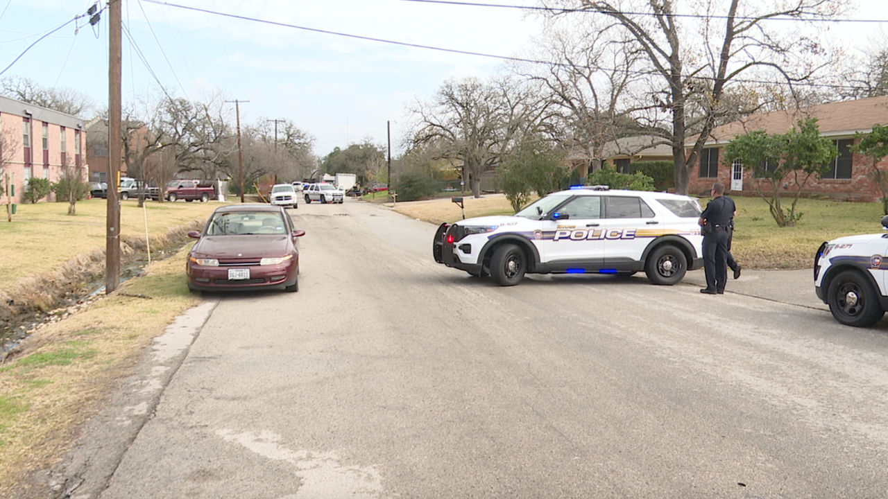 Bryan Police investigating reported shots fired on the 100 block of Pleasant, no injuries reported
