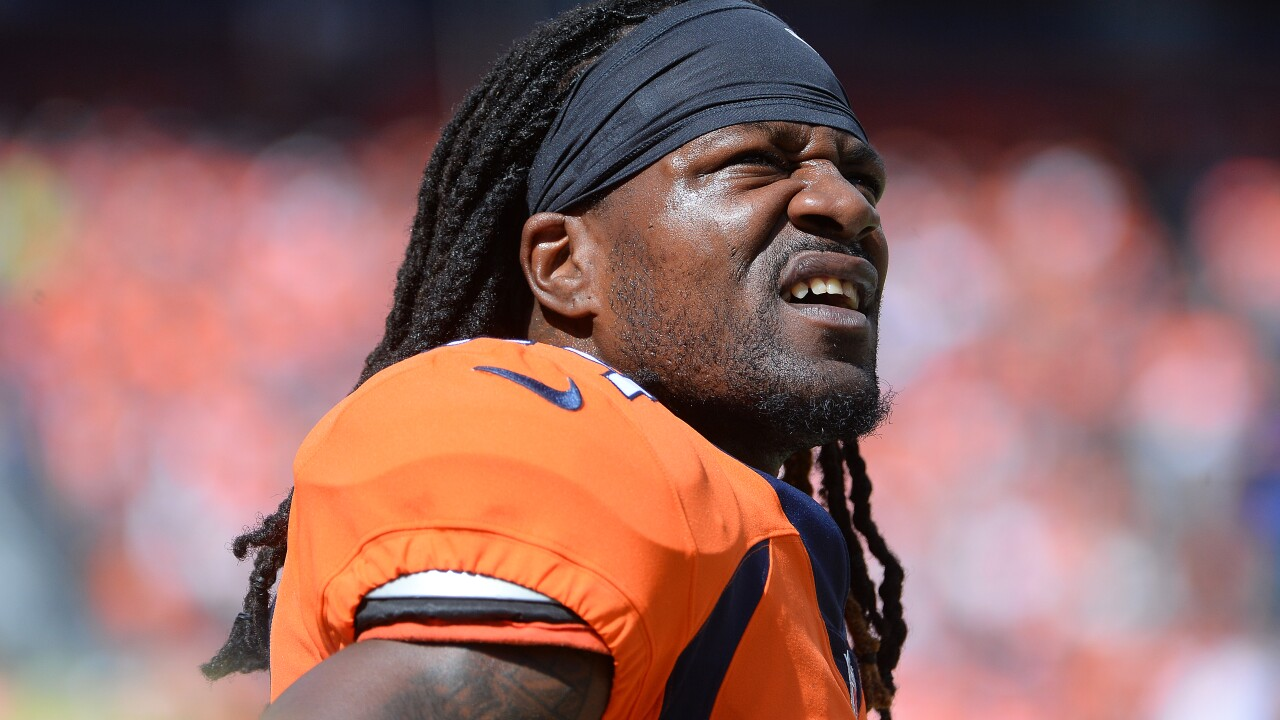 Former NFL star Adam 'Pacman' Jones arrested at Indiana casino