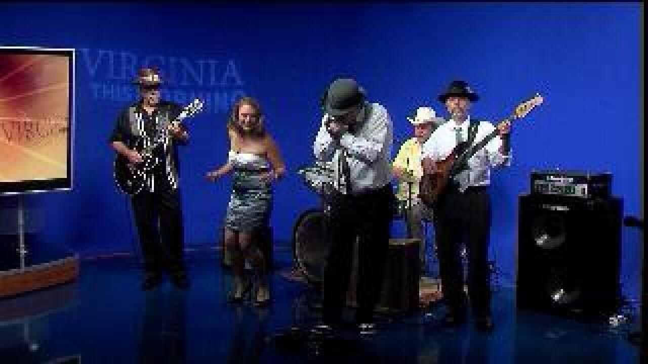 VIRGINIA THIS MORNING: The Mike Lucci Band