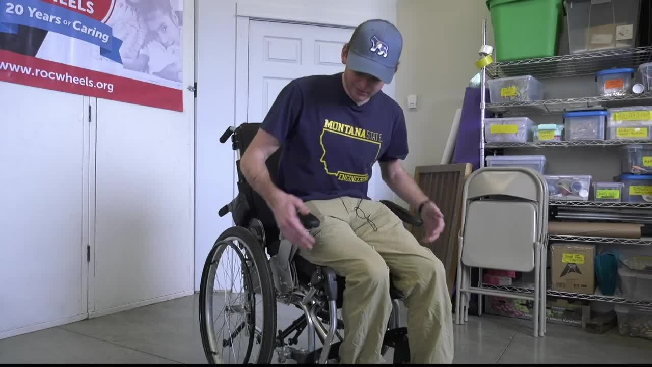 MSU Wheelchair Design