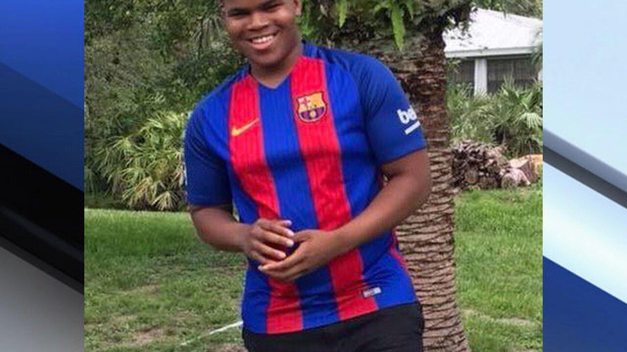 Sebastian River High School senior died Saturday after basketball event