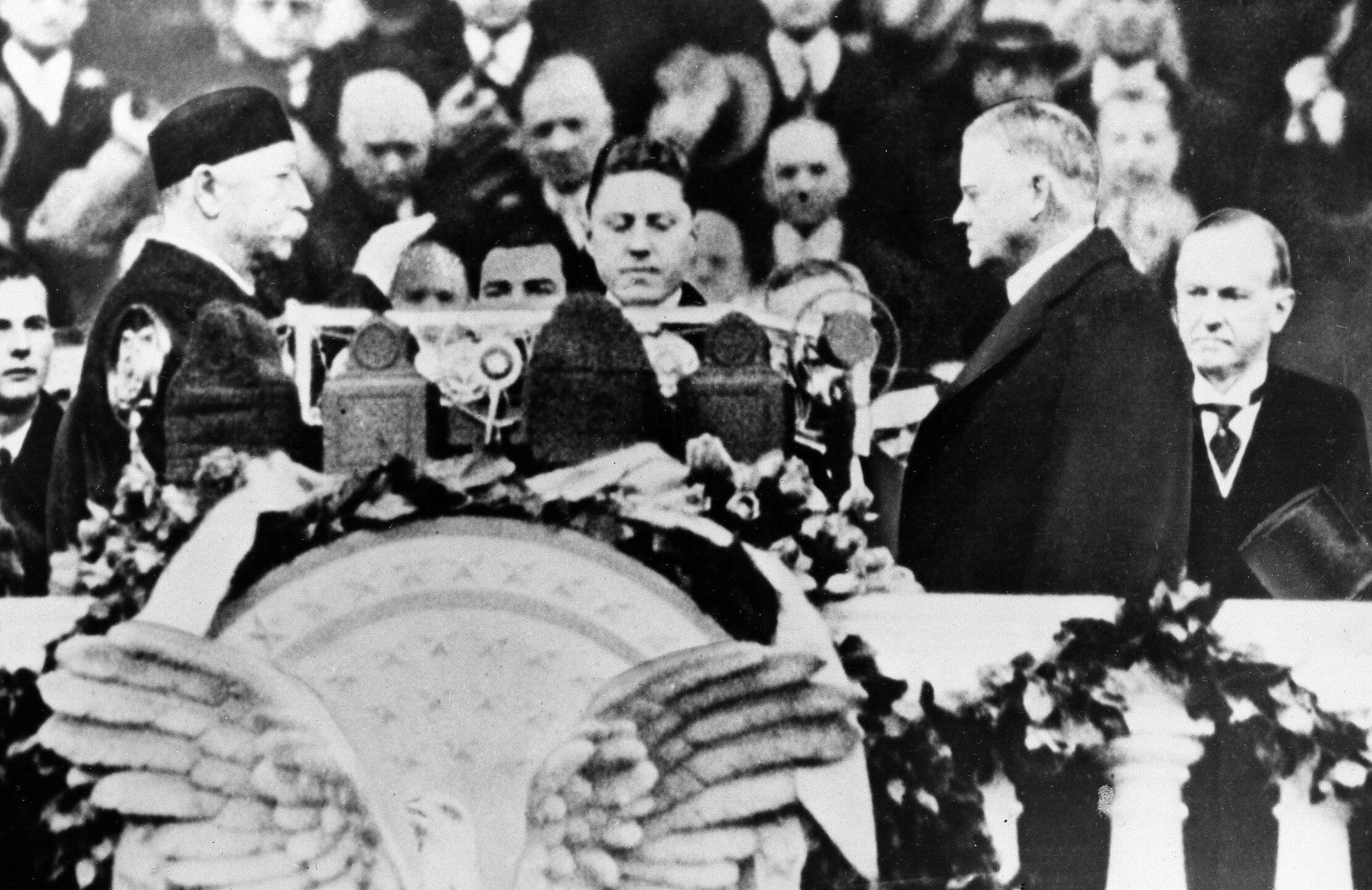 William Howard Taft, Calvin Coolidge, Herbert Hoover