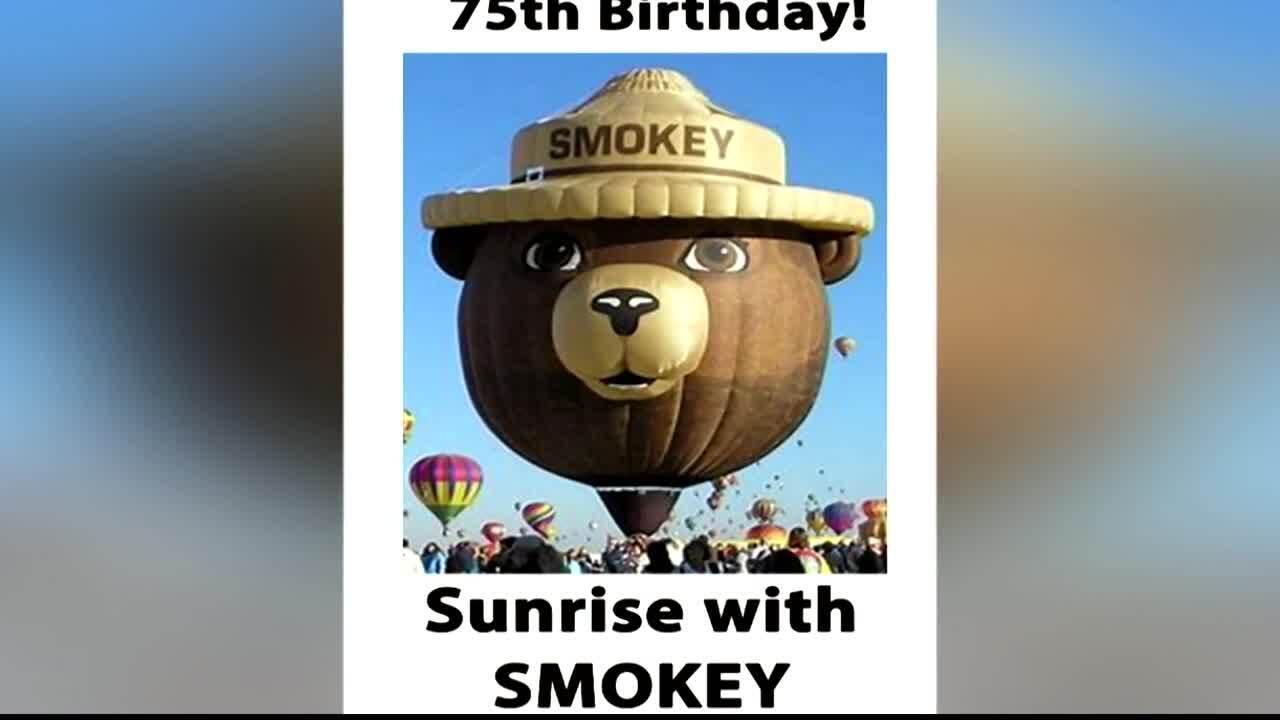 Missoula celebrating Smokey Bear's 75th birthday
