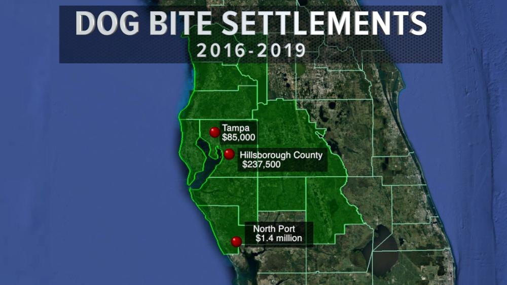 dog bite settlements