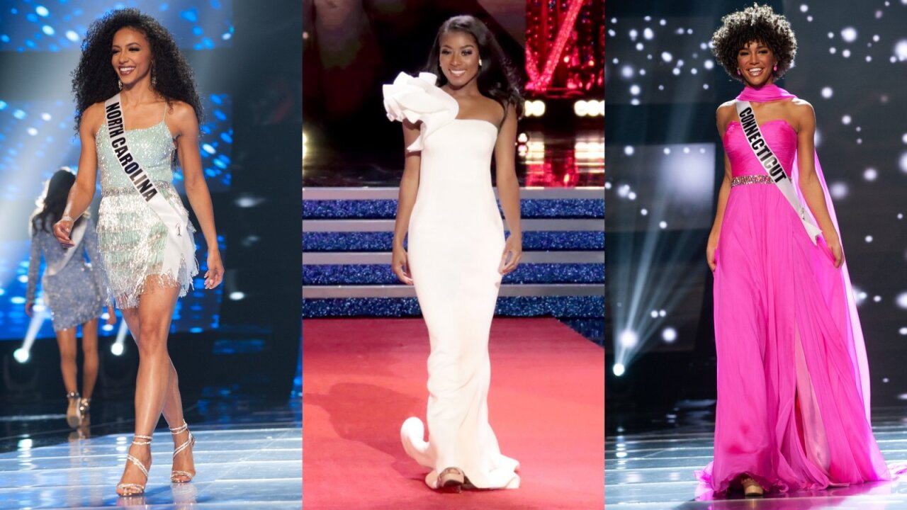 For the first time, Miss USA, Miss America and Miss Teen USA ...