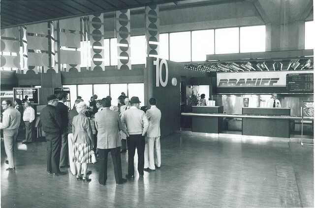 GALLERY: A look at KCI in its early days