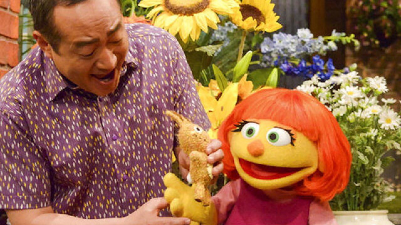 Sesame Street to debut autistic character on April 10 episode